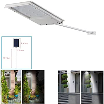 Amazon leagy waterproof solar powered led lights security night leagy waterproof solar powered led lights security night light lighting outoor barn backyard fence garden garage mozeypictures Images