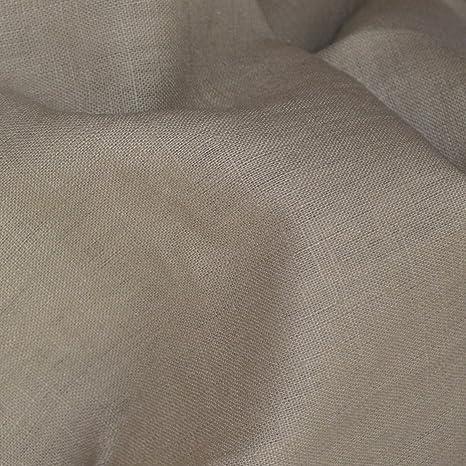 Amazon.com: 100% tela de lino. – Piedra | Calidad Superior ...