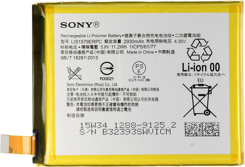 Sony Original batería LIS1579ERPC Xperia Z4 (Z3 +, Z3 + Dual, C5 ...
