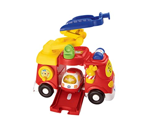 Tut Tut Bolides - Mein super Feuerwehrauto (französisch)