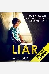 Liar Audible Audiobook