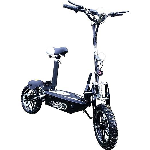 Scooter eléctrico 48 V 1000 W (edad: Teen/adulto) Max ...