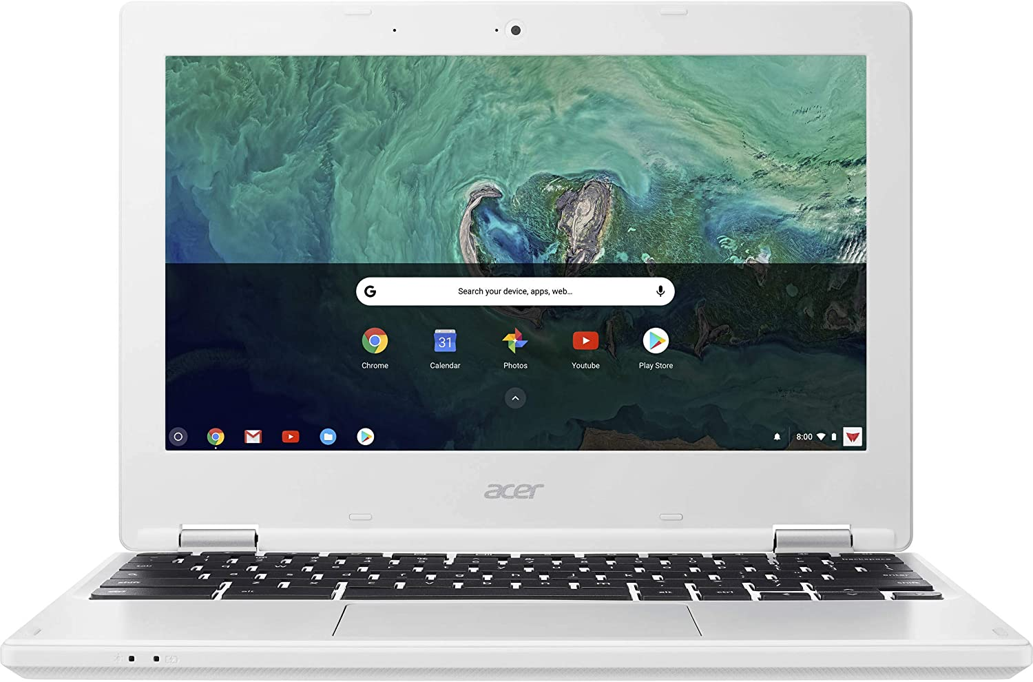 Acer 11.6in Chromebook 11 Intel Celeron N3060 1.6GHz 2GB Ram 16GB Flash Chrome OS (Renewed)