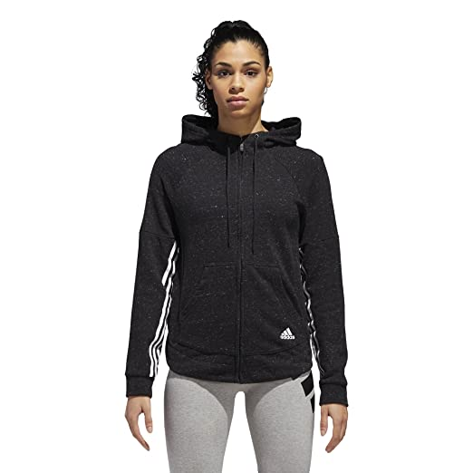 a5f8f4d71960d adidas Women's Athletics Sport 2 Street Full-Zip Hoodie