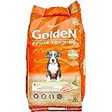 Ração Golden Power Training Filhote para Cães Sabor Frango e Arroz, 15kg Premier Pet Para Todas Grande Filhotes,