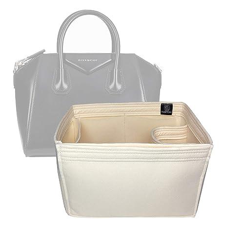 e0f31d36a1ce Amazon.com  Zoomoni Givenchy Antigona (Medium) Purse Organizer Insert -  Premium Felt (Handmade 14 Colors)  Handmade