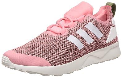 ae0fa860e adidas Originals ZX Flux ADV Verve Womens Sneakers Shoes-Pink-6