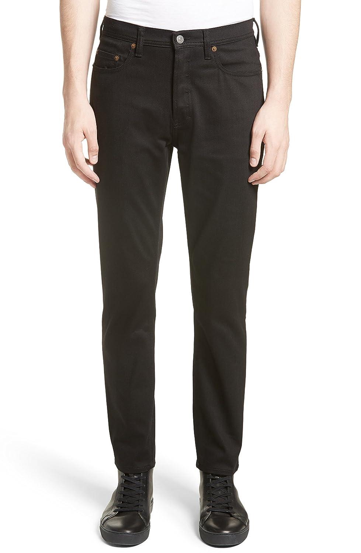 [アクネ ストゥディオズ] メンズ デニムパンツ Acne Studios River Slim Taper Jeans [並行輸入品] B07C3LWHHH 32W x 34L
