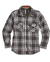 Surplus | Bluse | Damen | S - XL | Langarm | 2 Front-Taschen | Kariert | 100% reine Baumwolle mit Flanell-Veredelung | verschiedene Farben