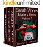 Sarah Woods Mystery Series (Volume 5) Box Set (Sarah Woods Mystery Series Boxset)