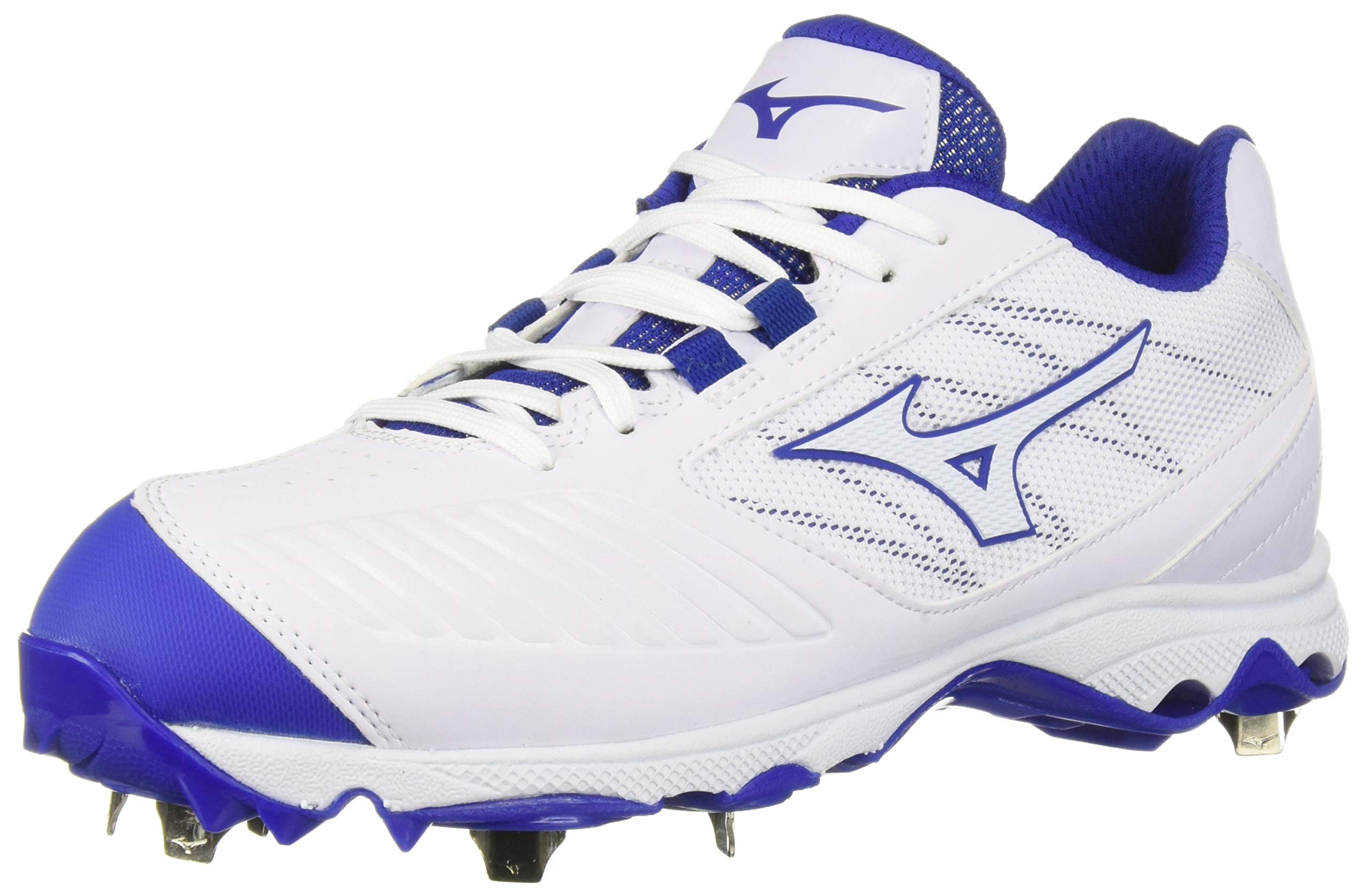 9-SPIKE ADVANCED SWEEP 4 6.5 White/Royal by Mizuno