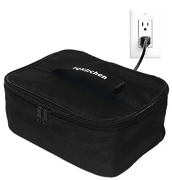 Amazon.com: IQ Kitchen - Mini horno portátil con aislamiento ...