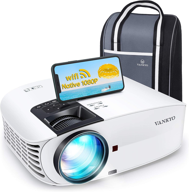 VANKYO Leisure 510PW Proiettore WiFi 7000 Lumen