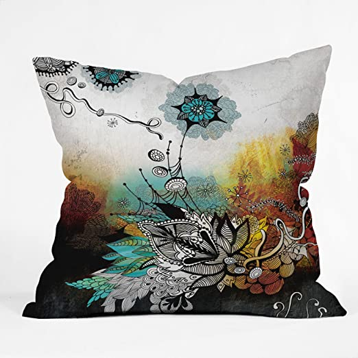 Large//60 x 80 Deny Designs Iveta Abolina Boardwalk Fleece Throw Blanket