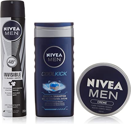 Nivea - Pack Regalo Especial para Cuidado Corporal - 1 Set: Amazon ...
