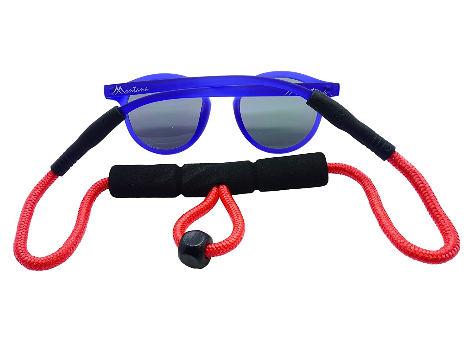 Red GoFloat Floating Sports Strong Durable Glasses Spectacle Sunglasses Cord Holder