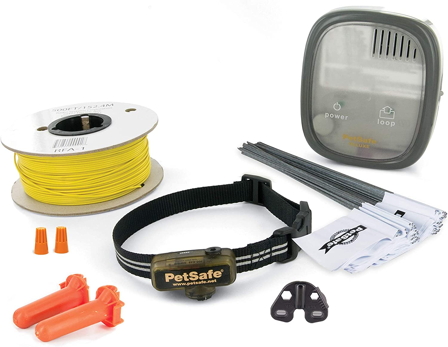 PetSafe Elite Little Dog In-Ground Fence and Waterproof Receiver Collar