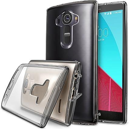 LG G4 Funda - Ringke FUSION ***COMPATITLE Con LG G4 CUERO ...