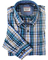 Hemd in Übergrößen by CasaModa bis 7XL, mehrfarbig kariert