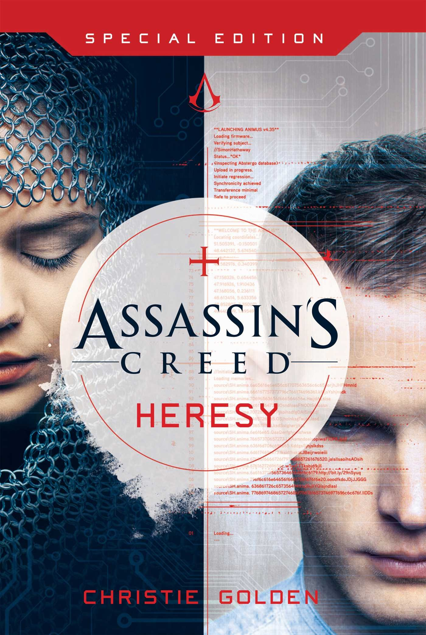 abbastanza Assassin's Creed: Heresy - Special Edition: Christie Golden  GL63