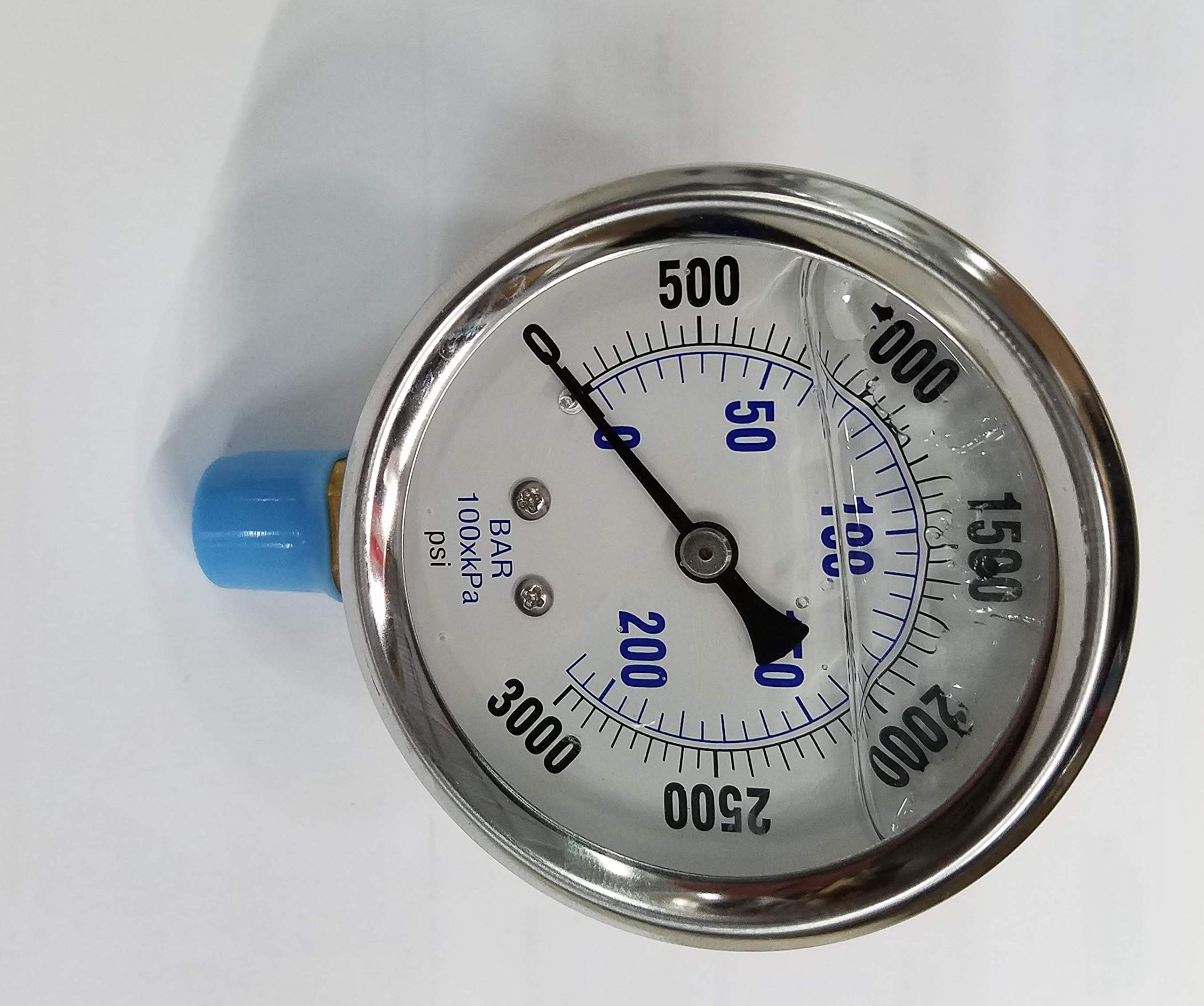 AR Annovi Reverberi AR0-3000 Pressure Washer Unloader, 3000 Max PSI Stainless Steel