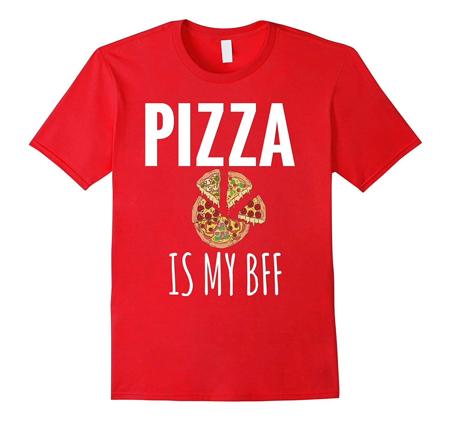 pizza party shirtpizza is my bff Limited edition shirt-PL