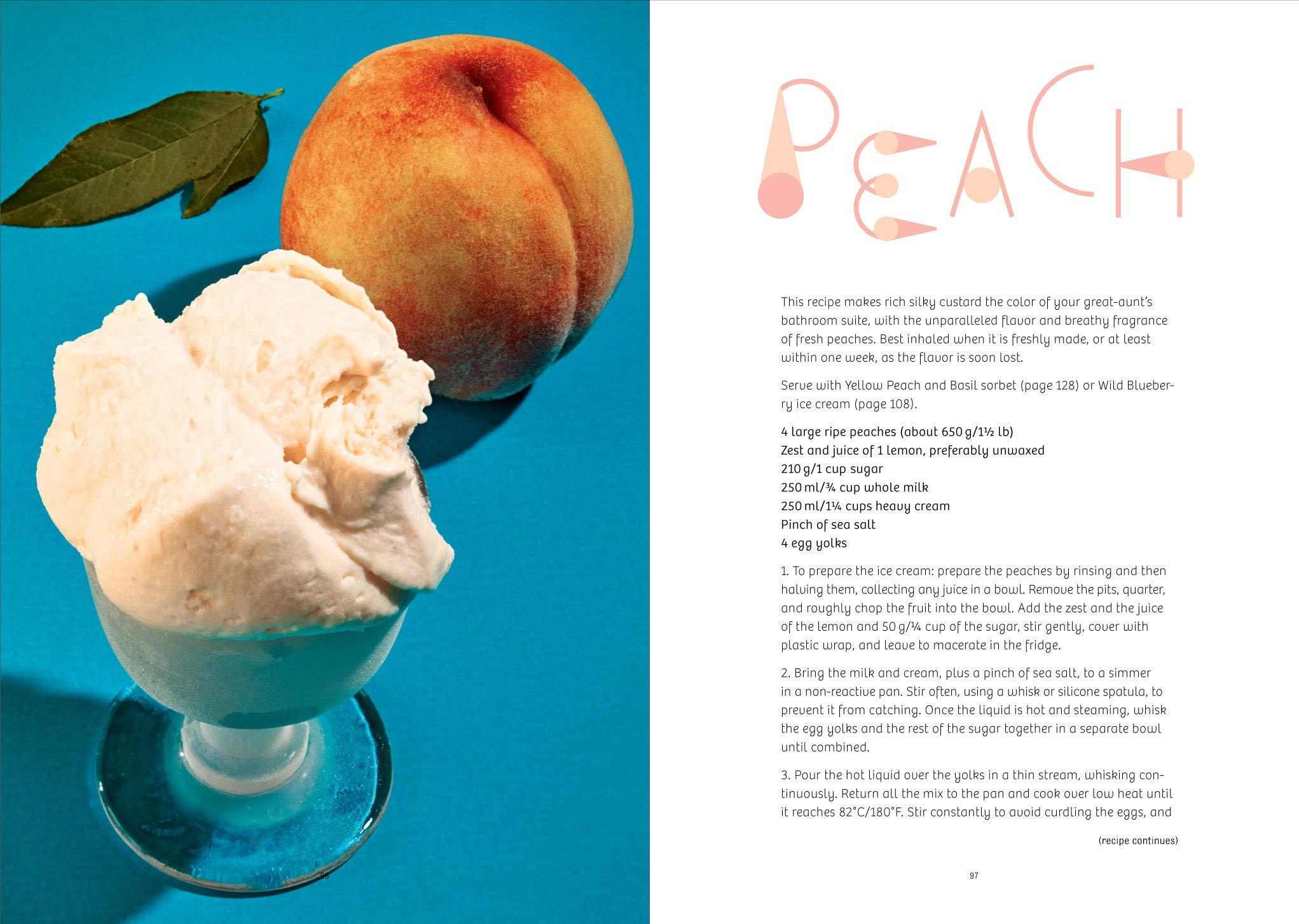 Amazon com: La Grotta: Ice Creams and Sorbets: A Cookbook