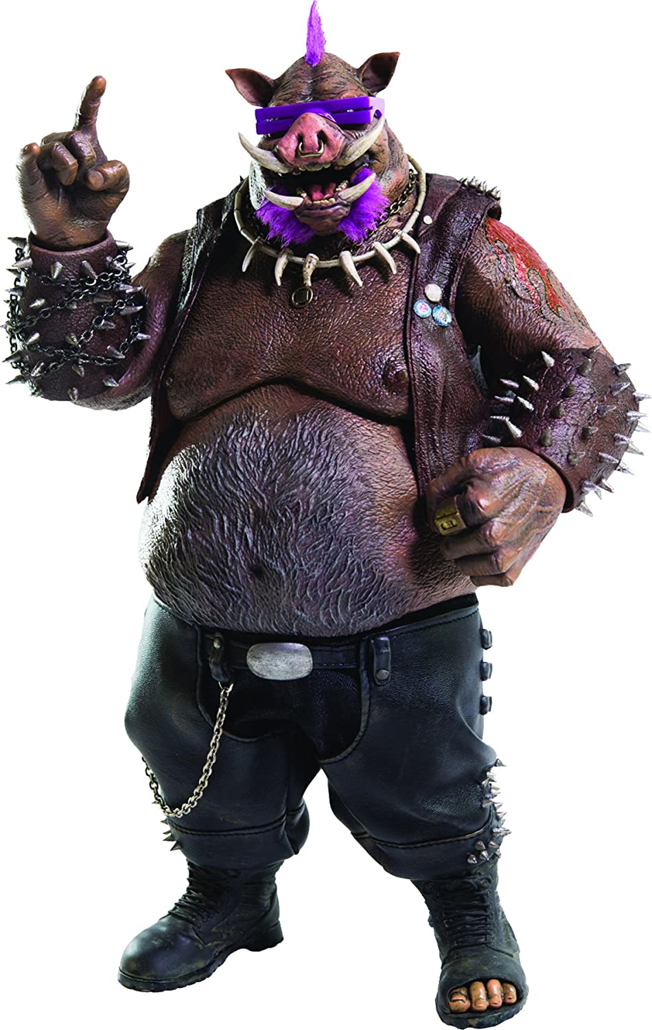 ThreeZero Teenage Mutant Ninja Turtles: Out of the Shadows: Bebop 1:6 Scale PVC Figure
