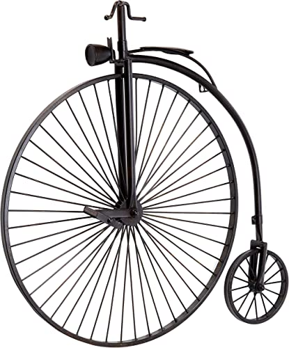 TIC Collection Caprotti Penny Farthing Cycle D cor, Brown