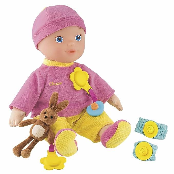 673bfa482b Chicco 67954 Kiklà La Mia Prima Bambola: Amazon.it: Giochi e giocattoli