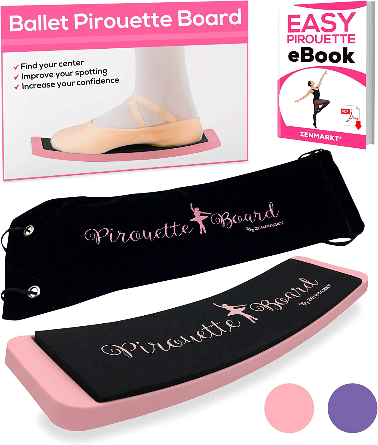 Ballet is Fun Turnboard Pirouette Trainer