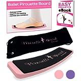 Zenmarkt Ballet Turning Board for Dancers - Figure Skating Ballet Dance Turning Pirouette Board Training Equipment for…