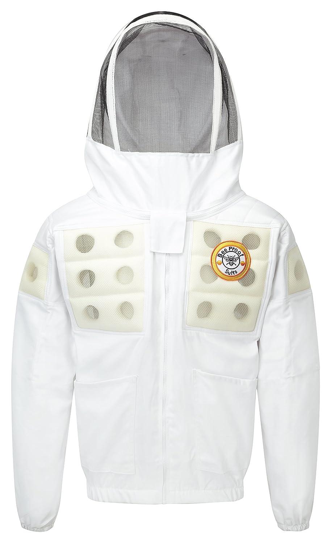 Bee Proof Anzüge Pampero belüftet Bee Jacke Belüftet Platten mit Throwback Große Kapuze und traditionellen Hat sowohl Mützen enthalten