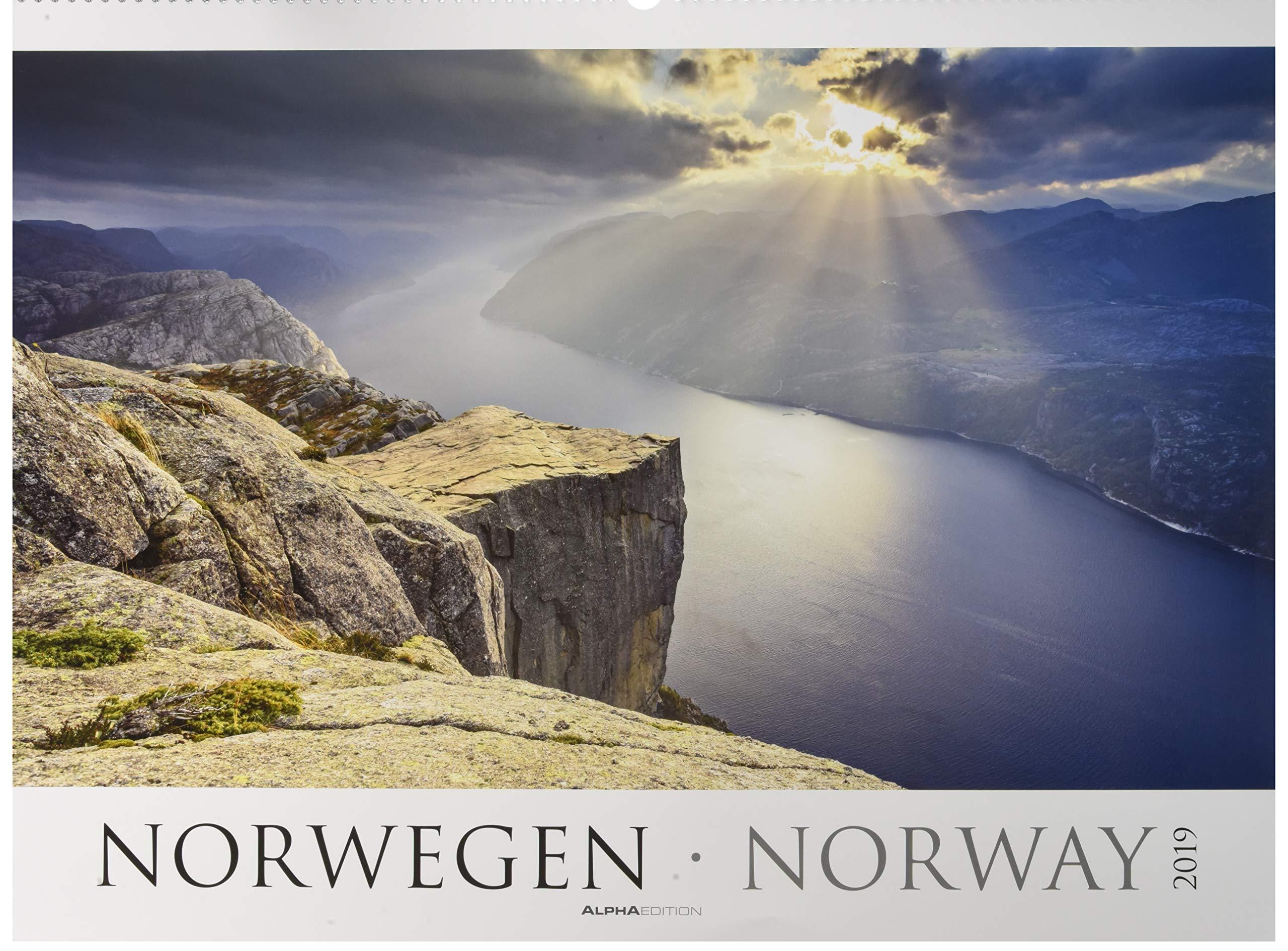 Norwegen 2019