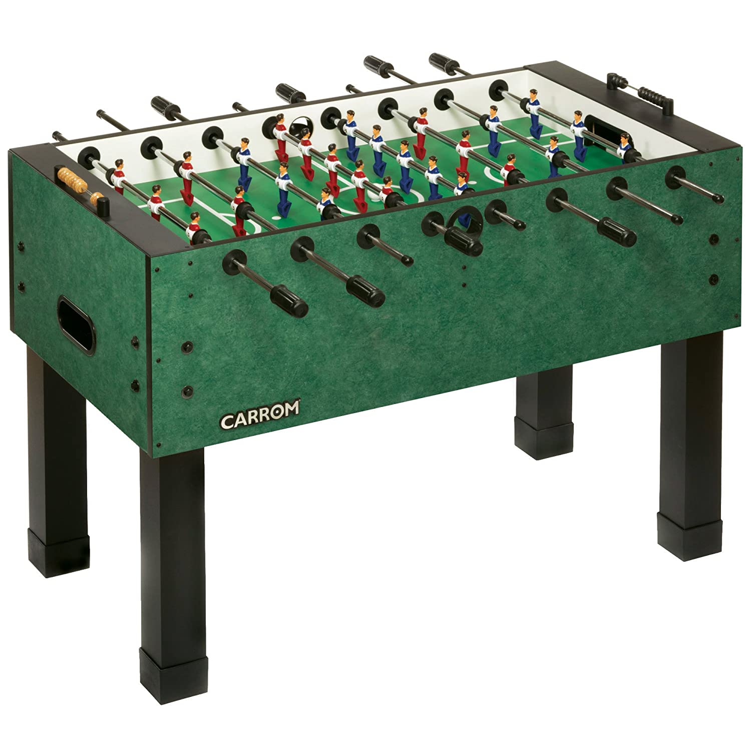 Carron soccer table reviews.