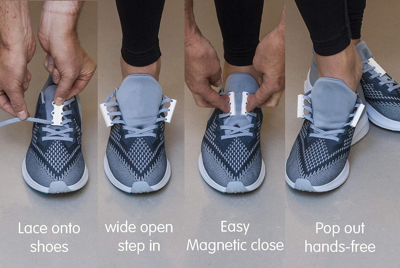 Zubits Magnética Zapatos Conector - ¡Nunca Más se te desaten los Cordones! Original 2.0 …: Amazon.es: Zapatos y complementos