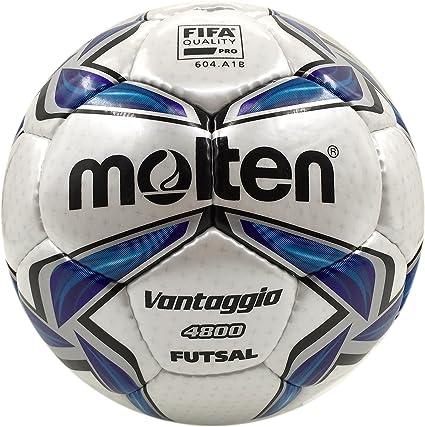 Molten f9 V-4800 oficial Vantaggio balón de fútbol sala, cosido a ...