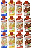 Premier Protein Variety Pack - 4 Flavors 12 count,11 ounce each