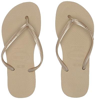 f30a207c32817 Havaianas Kid s Slim Flip Flop Sandals (Toddler Little Kid)