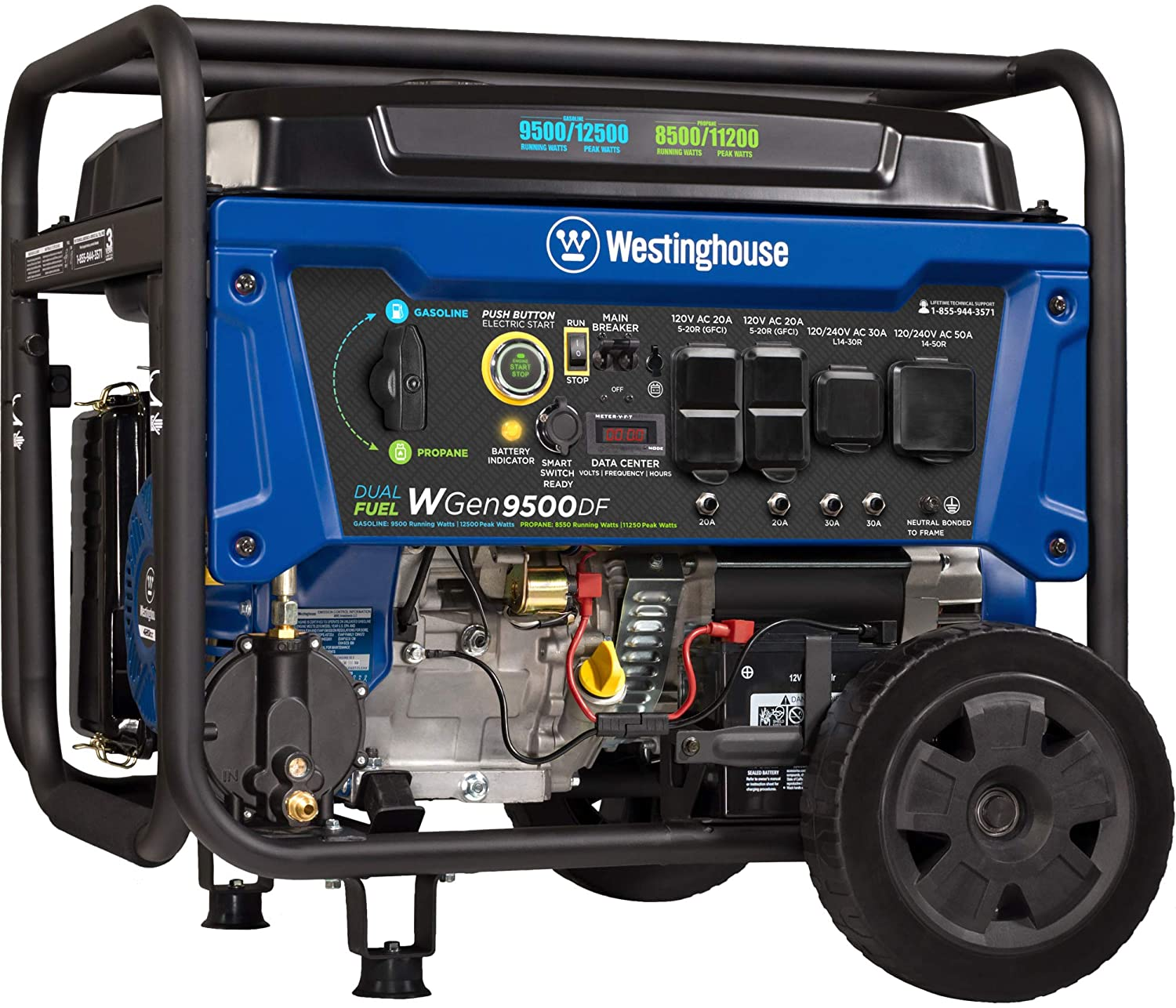 Top 10 Best Generators For Home Use Review (2021) 10