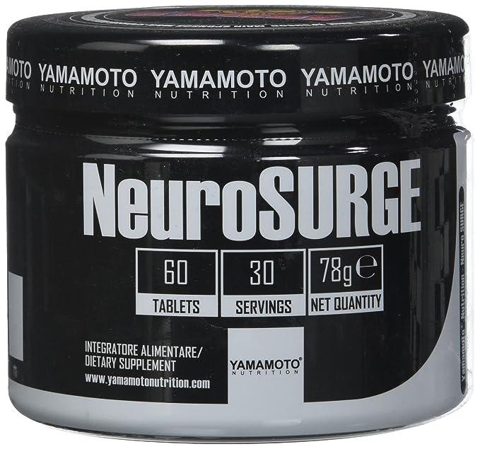 1 opinioni per Yamamoto Nutrition NeuroSURGE® integratore alimentare a base di fosfatidilserina