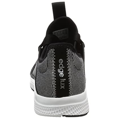 new style a54f4 ed1d8 adidas Womens Edge Lux W, BlackGrey  Amazon