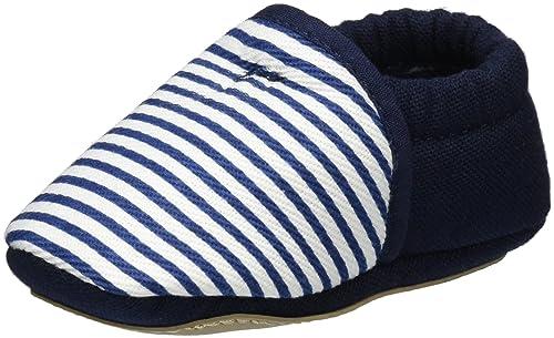 Nanga Streifchen - Zapatillas de casa Bebé-Niñas: Amazon.es: Zapatos y complementos