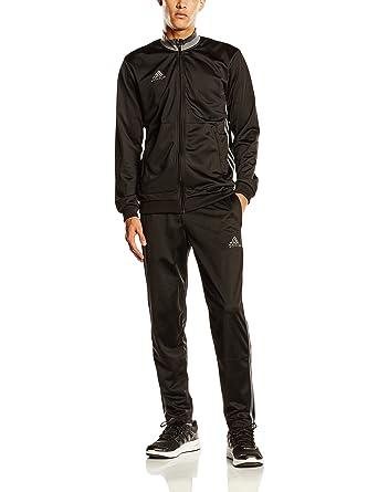 Adidas Con16 PES - Chándal, Hombre, Negro (grivis), M: Amazon.es ...