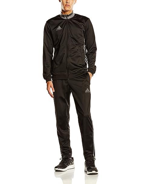 Adidas Con16 PES - Chándal, Hombre, Negro (grivis), L: Amazon.es ...
