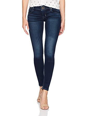 c75b963360ba Hudson Jeans Women s Tall Size Collin Midrise Skinny Supermodel at Amazon  Women s Jeans store