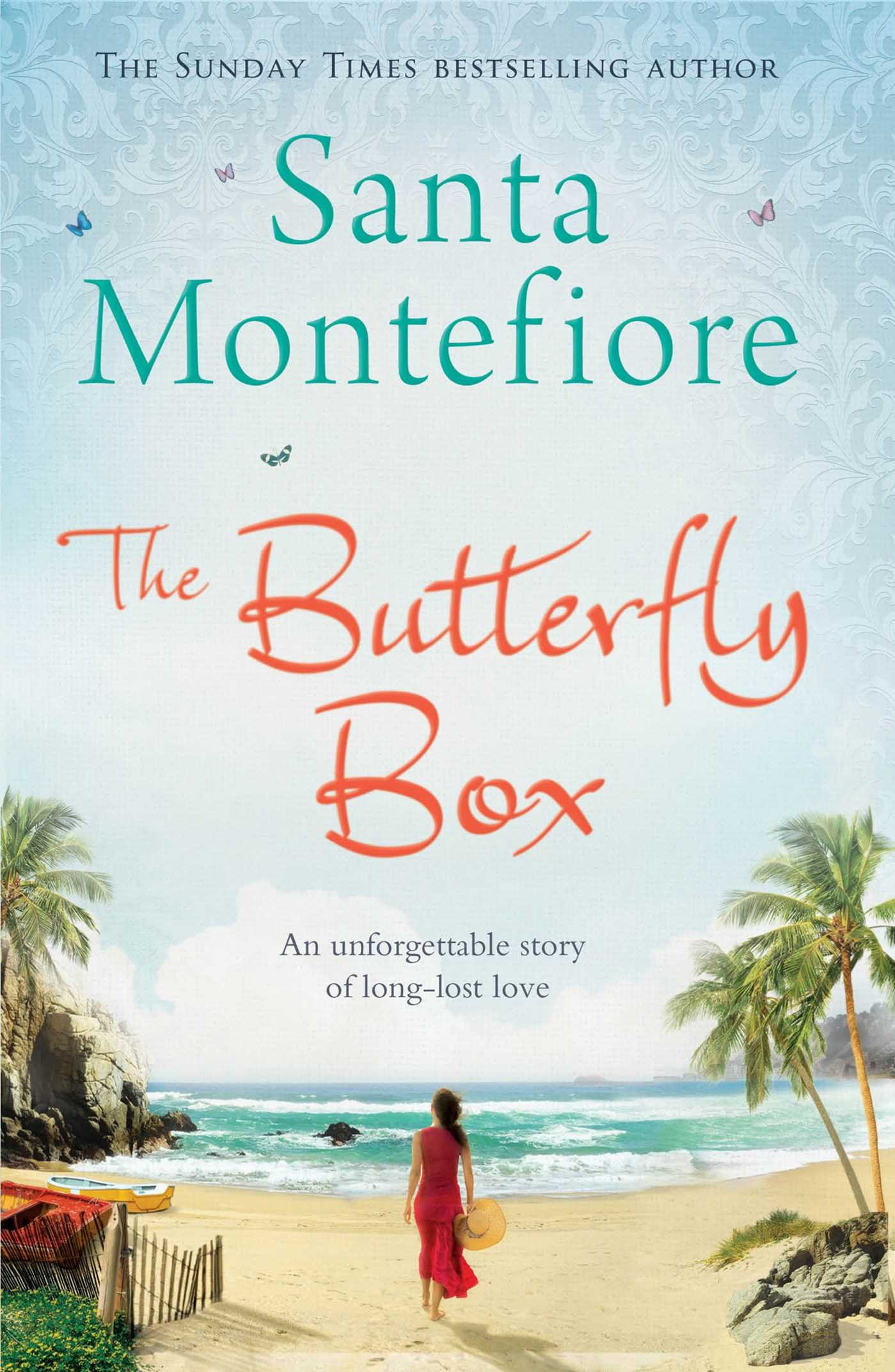 Butterfly Box Santa Montefiore product image