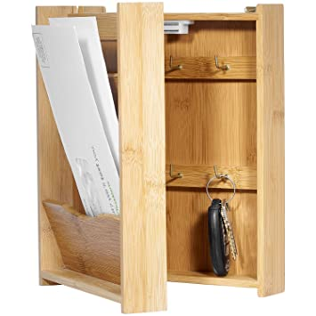 Amazon.com: Home Intuition - Organizador de cartas y caja de ...
