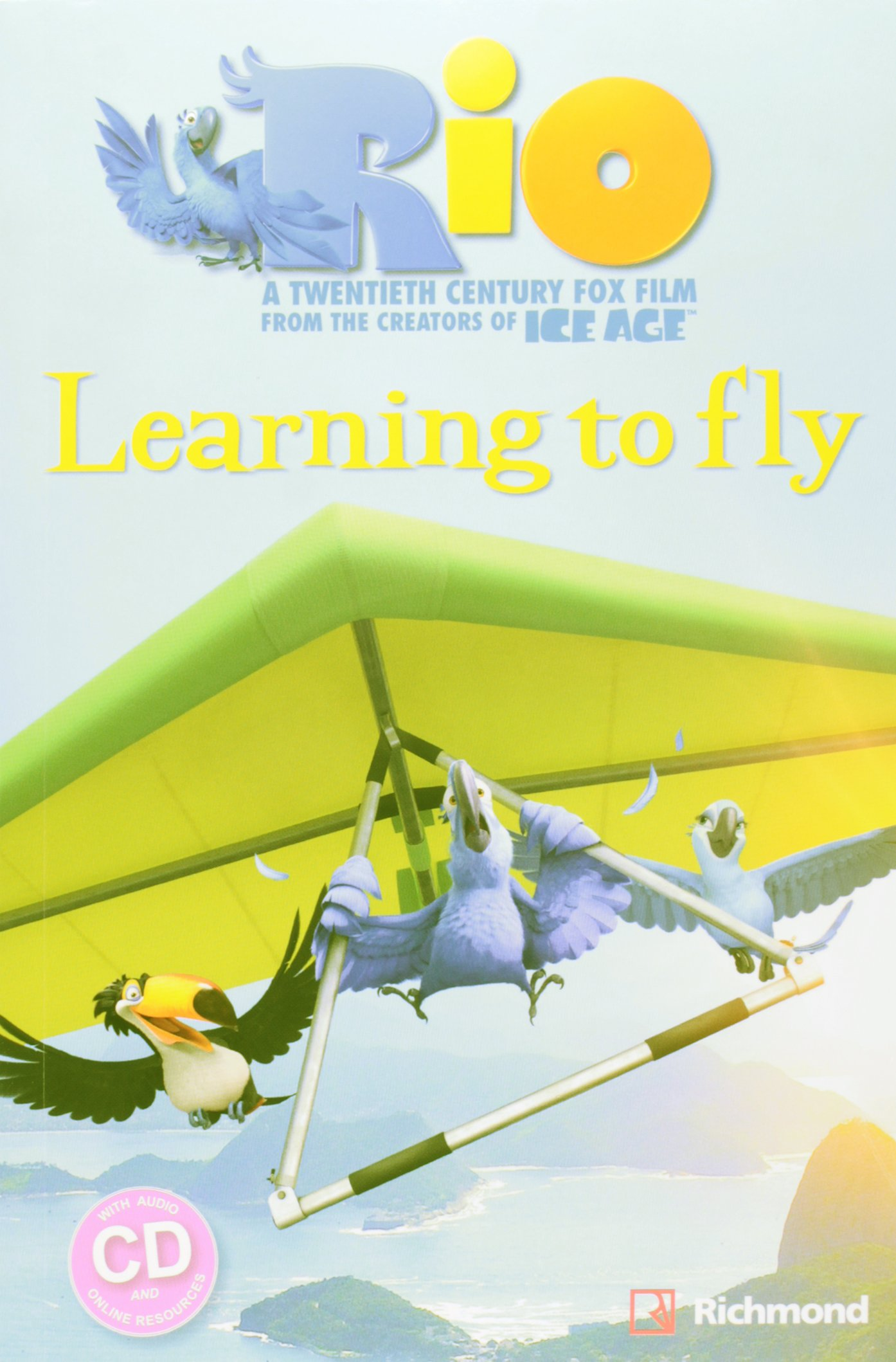 Rio Learning to Fly Audio Rich PDF