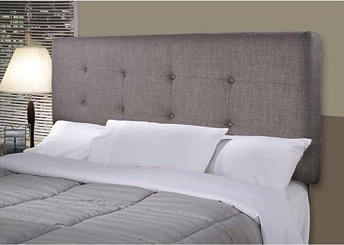 Best modern headboard: MJL Furniture Designs Ali Collection Olivia Series Upholstered